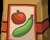 sac en papier pour faire mûrir les fruits