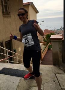course des escaliers de beausoleil serena