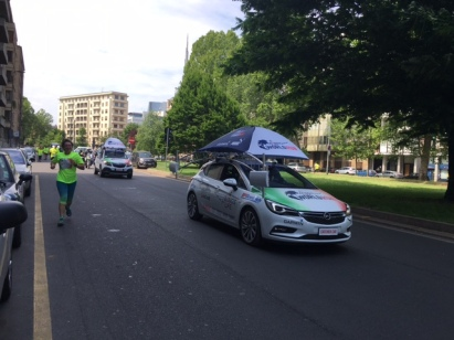 wingsforlife worldrun milan 2016 voiture balai catcher car