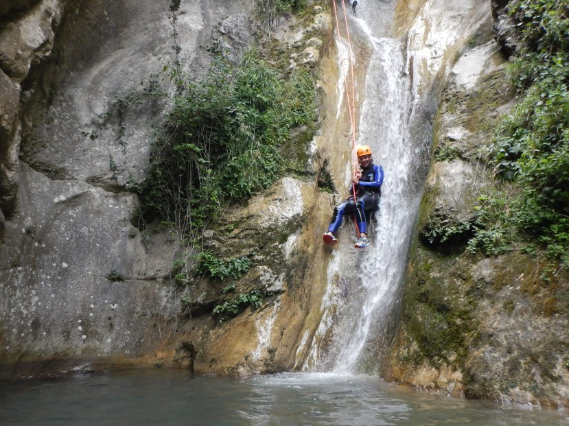canyoning gorges du loup_happyhealthysimply_02