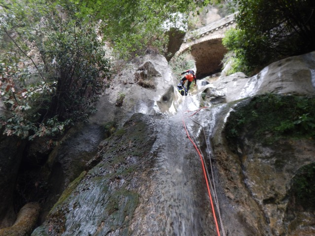 canyoning gorges du loup_happyhealthysimply_03
