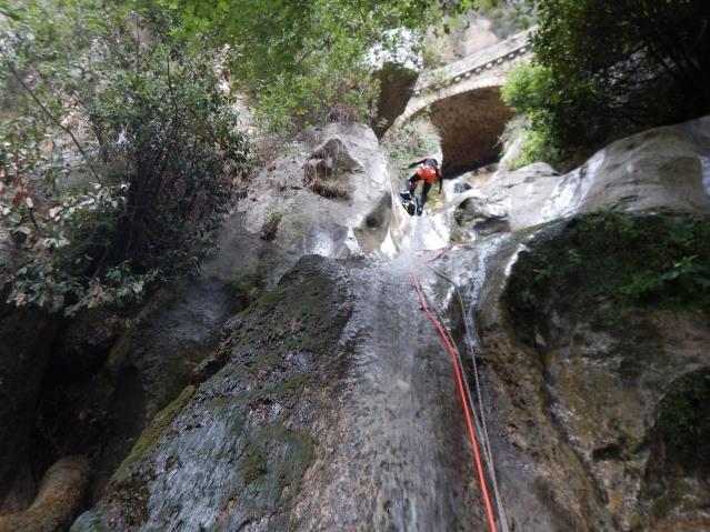 canyoning gorges du loup_happyhealthysimply_03