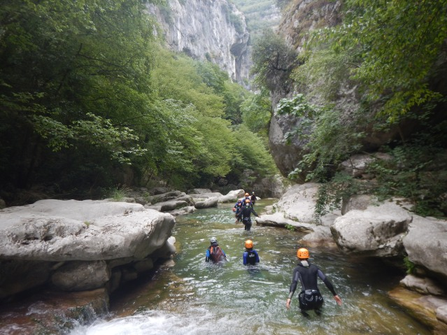 canyoning gorges du loup_happyhealthysimply_04