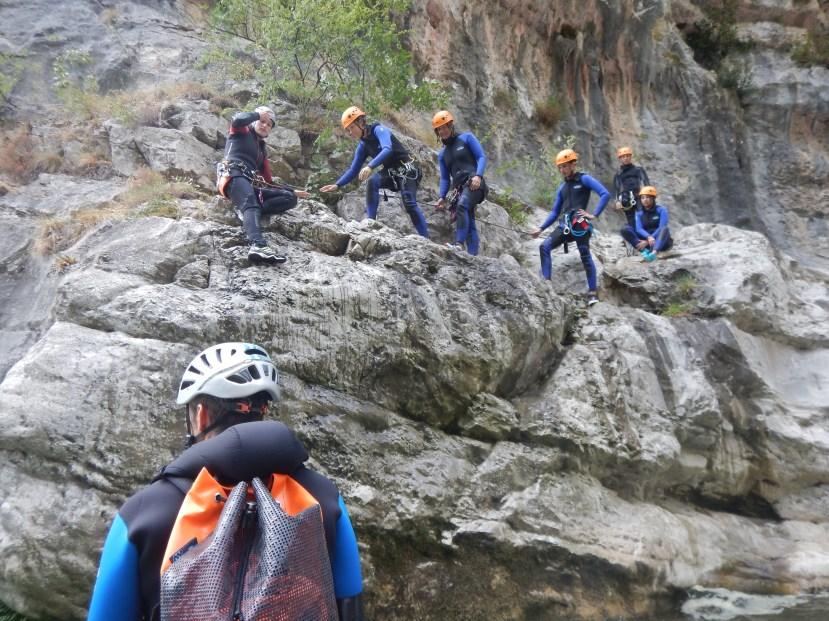 canyoning gorges du loup_happyhealthysimply_06