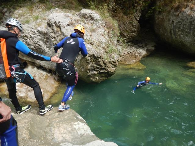 canyoning gorges du loup_happyhealthysimply_07