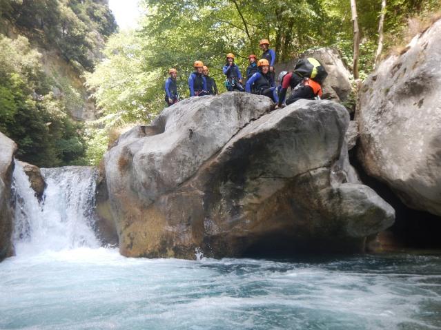 canyoning gorges du loup_happyhealthysimply_08