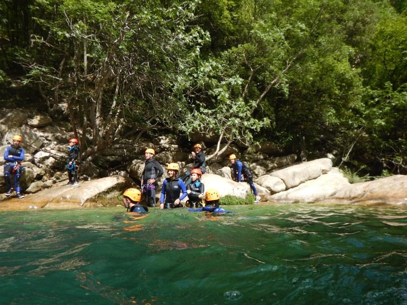 canyoning gorges du loup_happyhealthysimply_09