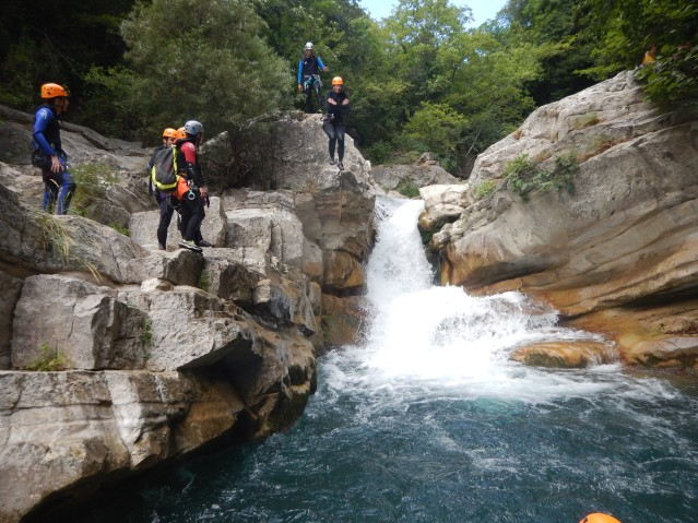canyoning gorges du loup_happyhealthysimply_10